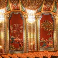 The astounding and historial interior of the Paramount Theatre