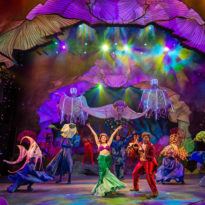 Paramount's production of Disney's The Little Mermaid. Photo credit: Liz Lauren